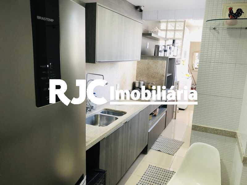 21 - Cobertura 3 quartos à venda Maracanã, Rio de Janeiro - R$ 780.000 - MBCO30372 - 22
