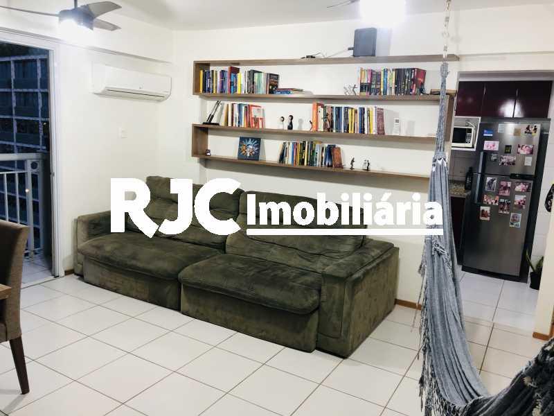 1 - Apartamento 2 quartos à venda São Cristóvão, Rio de Janeiro - R$ 495.000 - MBAP25119 - 1
