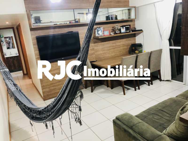 2 - Apartamento 2 quartos à venda São Cristóvão, Rio de Janeiro - R$ 495.000 - MBAP25119 - 3