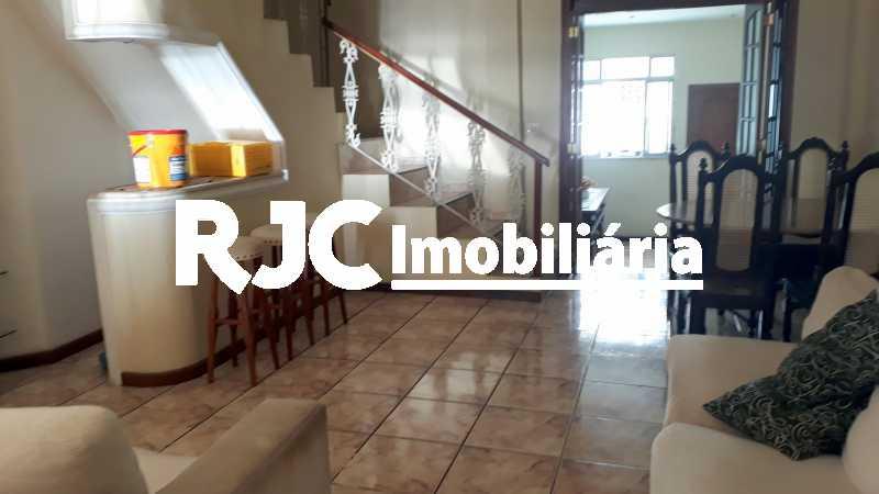 1   Sala - Casa 3 quartos à venda Santa Teresa, Rio de Janeiro - R$ 485.000 - MBCA30222 - 1