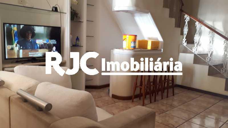 4  Sala - Casa 3 quartos à venda Santa Teresa, Rio de Janeiro - R$ 485.000 - MBCA30222 - 5