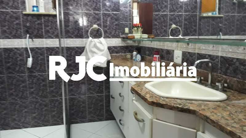8  Banheiro Suíte 1 - Casa 3 quartos à venda Santa Teresa, Rio de Janeiro - R$ 485.000 - MBCA30222 - 9