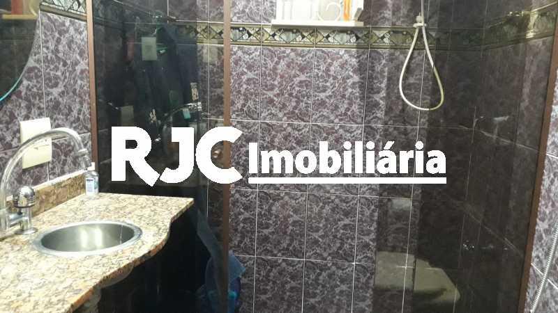 11   Banheiro suíte 2 - Casa 3 quartos à venda Santa Teresa, Rio de Janeiro - R$ 485.000 - MBCA30222 - 12
