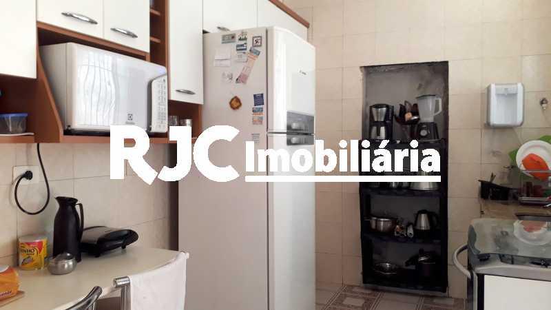 15  Cozinha - Casa 3 quartos à venda Santa Teresa, Rio de Janeiro - R$ 485.000 - MBCA30222 - 16