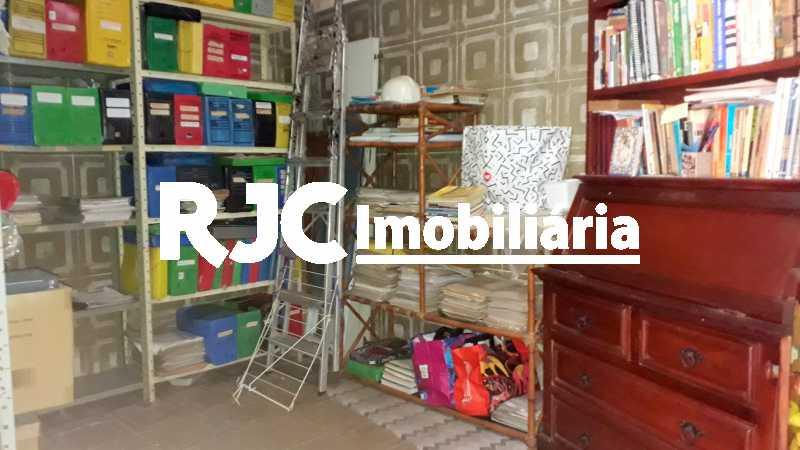 16  Depósito - Casa 3 quartos à venda Santa Teresa, Rio de Janeiro - R$ 485.000 - MBCA30222 - 17