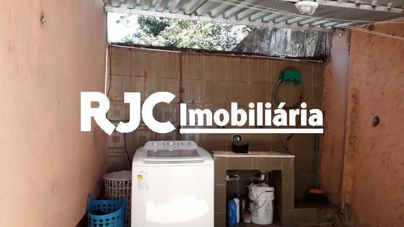 17  Lavanderia - Casa 3 quartos à venda Santa Teresa, Rio de Janeiro - R$ 485.000 - MBCA30222 - 18