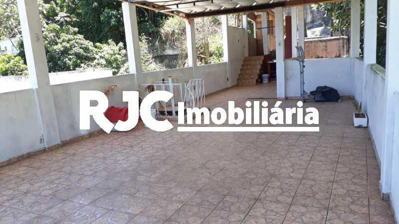 18  Terraço - Casa 3 quartos à venda Santa Teresa, Rio de Janeiro - R$ 485.000 - MBCA30222 - 19