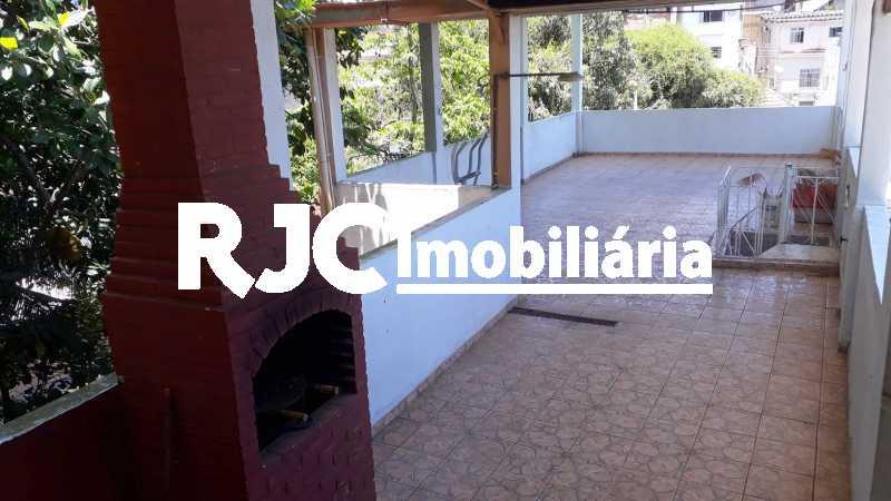 19  Terraço - Casa 3 quartos à venda Santa Teresa, Rio de Janeiro - R$ 485.000 - MBCA30222 - 20
