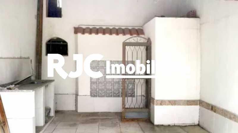 1 - Casa 4 quartos à venda Andaraí, Rio de Janeiro - R$ 445.000 - MBCA40181 - 1