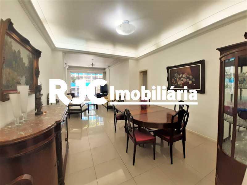 FOTO 1 - Apartamento 3 quartos à venda Laranjeiras, Rio de Janeiro - R$ 1.300.000 - MBAP33248 - 1