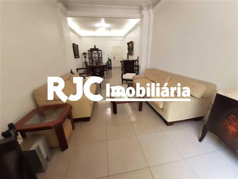 FOTO 2 - Apartamento 3 quartos à venda Laranjeiras, Rio de Janeiro - R$ 1.300.000 - MBAP33248 - 3