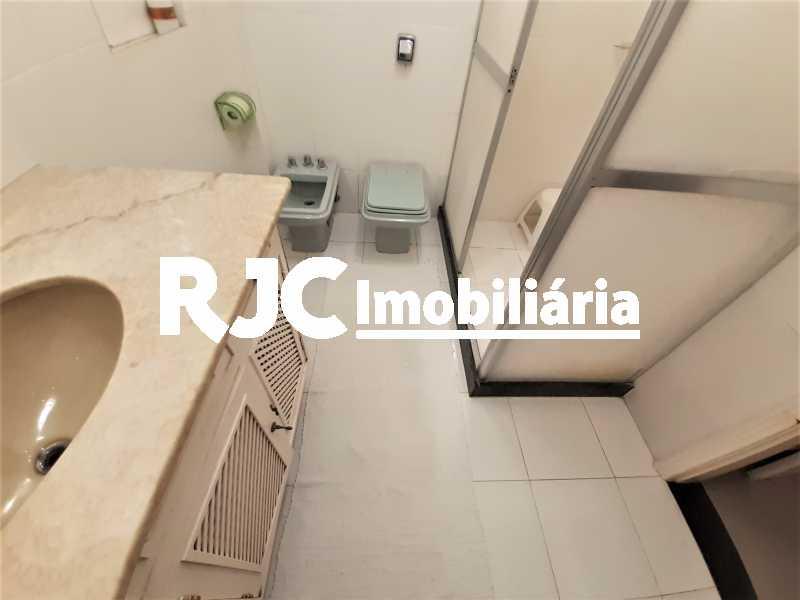 FOTO 7 - Apartamento 3 quartos à venda Laranjeiras, Rio de Janeiro - R$ 1.300.000 - MBAP33248 - 8