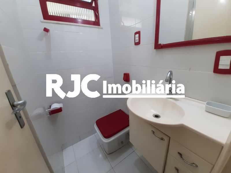 FOTO 10 - Apartamento 3 quartos à venda Laranjeiras, Rio de Janeiro - R$ 1.300.000 - MBAP33248 - 11