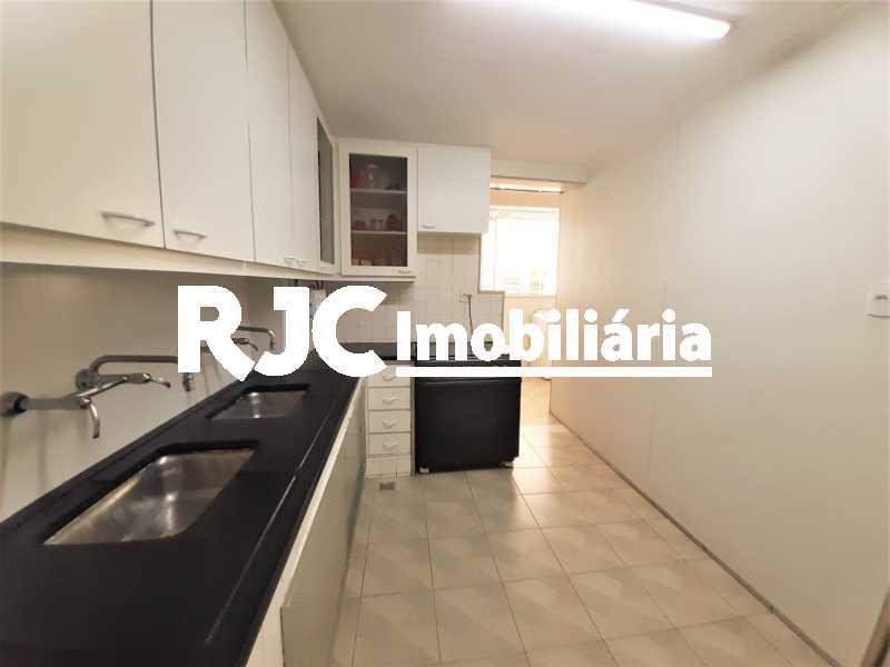 FOTO 13 - Apartamento 3 quartos à venda Laranjeiras, Rio de Janeiro - R$ 1.300.000 - MBAP33248 - 14