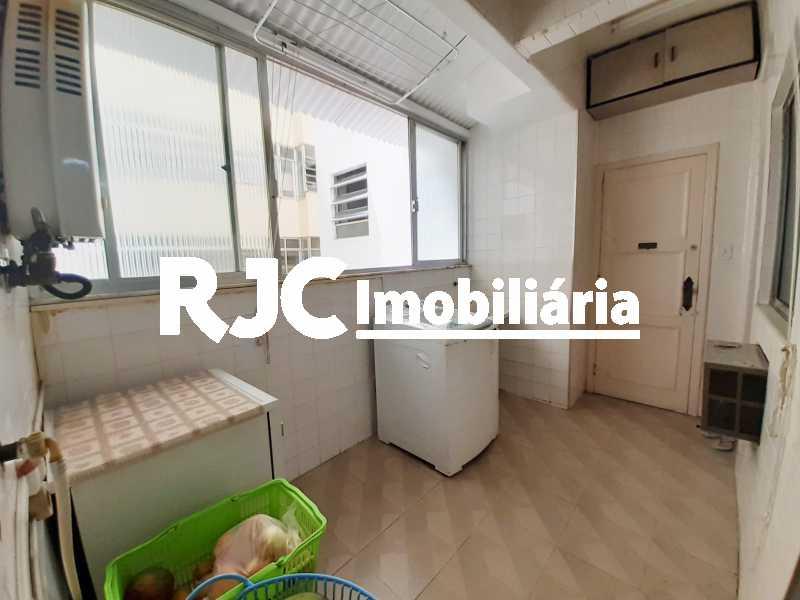 FOTO 15 - Apartamento 3 quartos à venda Laranjeiras, Rio de Janeiro - R$ 1.300.000 - MBAP33248 - 16