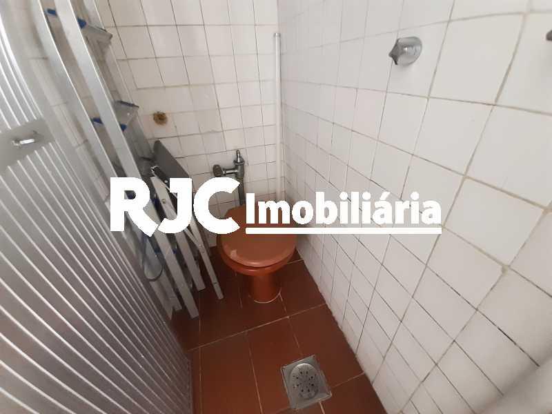 FOTO 17 - Apartamento 3 quartos à venda Laranjeiras, Rio de Janeiro - R$ 1.300.000 - MBAP33248 - 18
