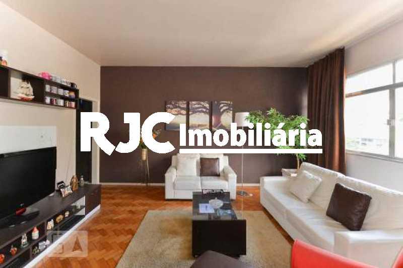 1 - Cobertura 4 quartos à venda Rio Comprido, Rio de Janeiro - R$ 630.000 - MBCO40129 - 1