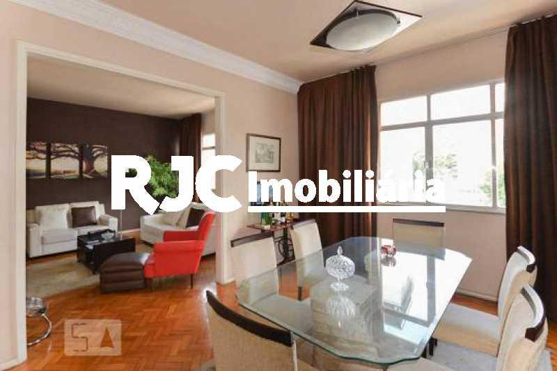 2 - Cobertura 4 quartos à venda Rio Comprido, Rio de Janeiro - R$ 630.000 - MBCO40129 - 3