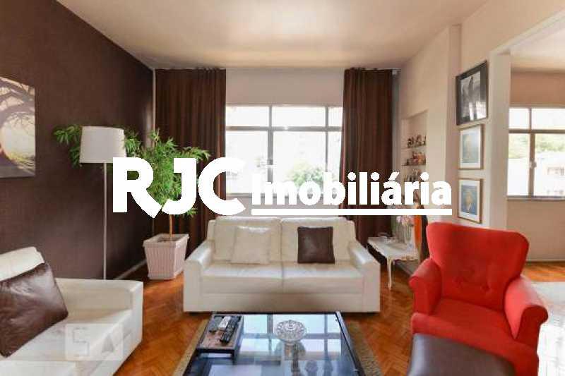4 - Cobertura 4 quartos à venda Rio Comprido, Rio de Janeiro - R$ 630.000 - MBCO40129 - 5
