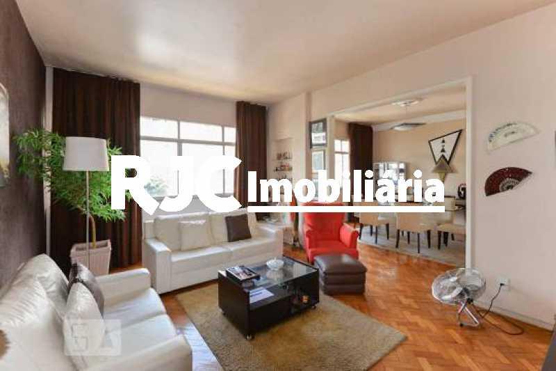 5 - Cobertura 4 quartos à venda Rio Comprido, Rio de Janeiro - R$ 630.000 - MBCO40129 - 6