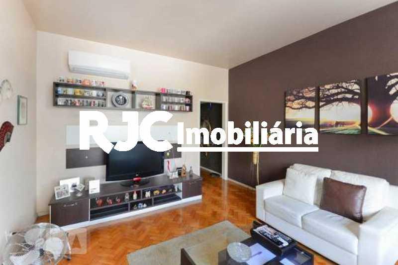 6 - Cobertura 4 quartos à venda Rio Comprido, Rio de Janeiro - R$ 630.000 - MBCO40129 - 7