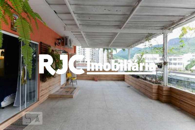 7 - Cobertura 4 quartos à venda Rio Comprido, Rio de Janeiro - R$ 630.000 - MBCO40129 - 8
