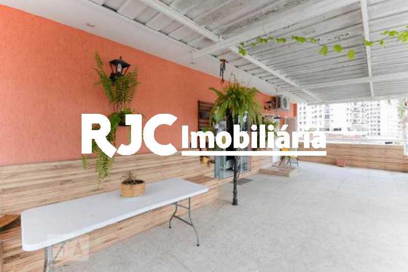9 - Cobertura 4 quartos à venda Rio Comprido, Rio de Janeiro - R$ 630.000 - MBCO40129 - 10