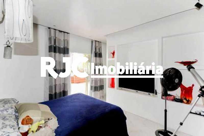 16 - Cobertura 4 quartos à venda Rio Comprido, Rio de Janeiro - R$ 630.000 - MBCO40129 - 17