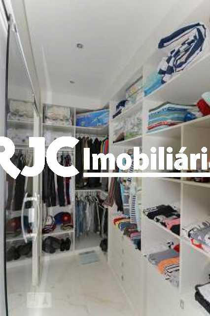 21 - Cobertura 4 quartos à venda Rio Comprido, Rio de Janeiro - R$ 630.000 - MBCO40129 - 22
