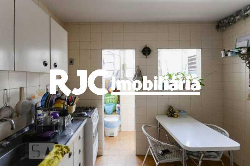 28 - Cobertura 4 quartos à venda Rio Comprido, Rio de Janeiro - R$ 630.000 - MBCO40129 - 29