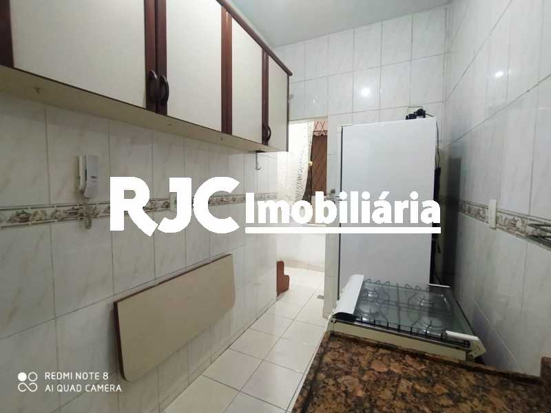 10. - Apartamento 1 quarto à venda Vila Isabel, Rio de Janeiro - R$ 300.000 - MBAP10935 - 11