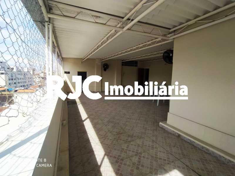 17. - Apartamento 1 quarto à venda Vila Isabel, Rio de Janeiro - R$ 300.000 - MBAP10935 - 18