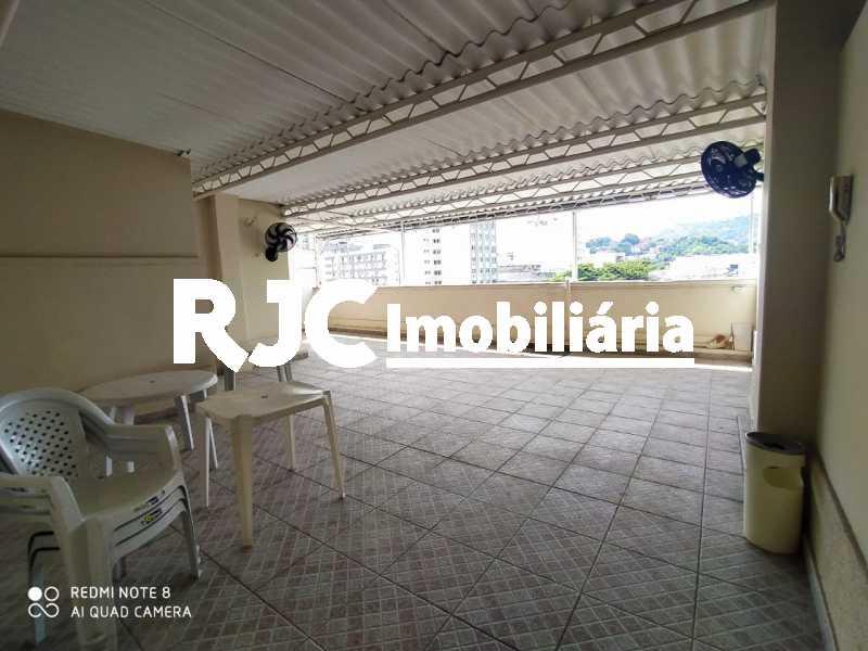 19. - Apartamento 1 quarto à venda Vila Isabel, Rio de Janeiro - R$ 300.000 - MBAP10935 - 20