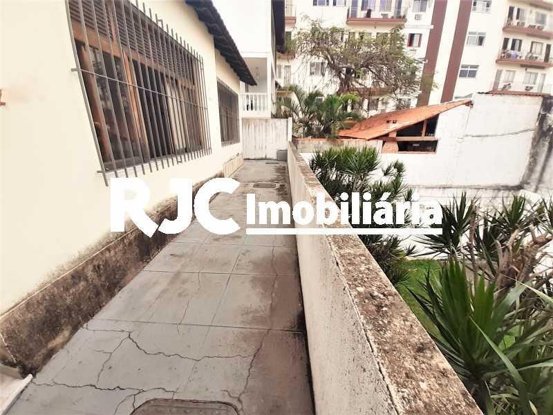 FOTO 1 - Casa de Vila 2 quartos à venda Vila Isabel, Rio de Janeiro - R$ 650.000 - MBCV20101 - 1