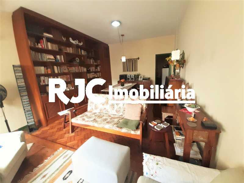FOTO 3 - Casa de Vila 2 quartos à venda Vila Isabel, Rio de Janeiro - R$ 650.000 - MBCV20101 - 4