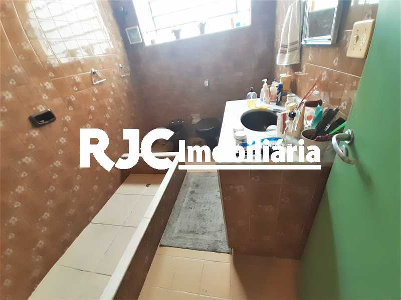 FOTO 9 - Casa de Vila 2 quartos à venda Vila Isabel, Rio de Janeiro - R$ 650.000 - MBCV20101 - 10