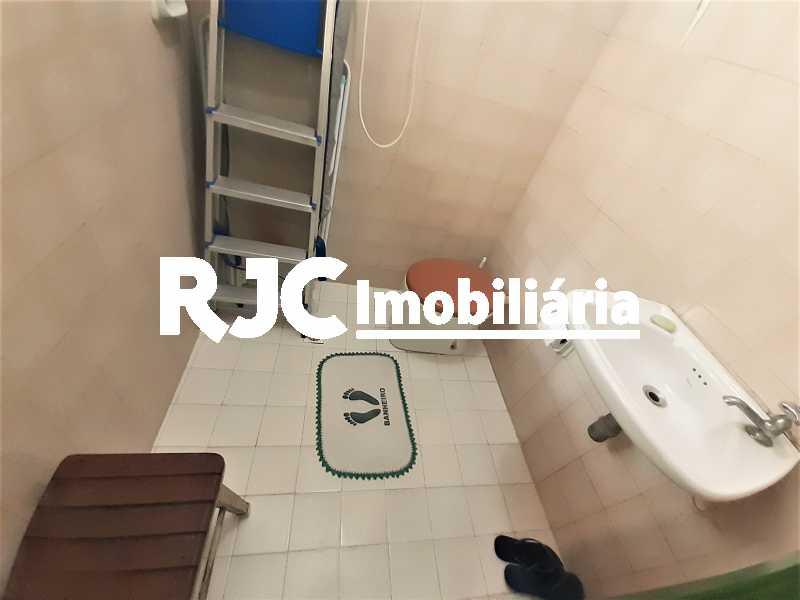 FOTO 14 - Casa de Vila 2 quartos à venda Vila Isabel, Rio de Janeiro - R$ 650.000 - MBCV20101 - 15