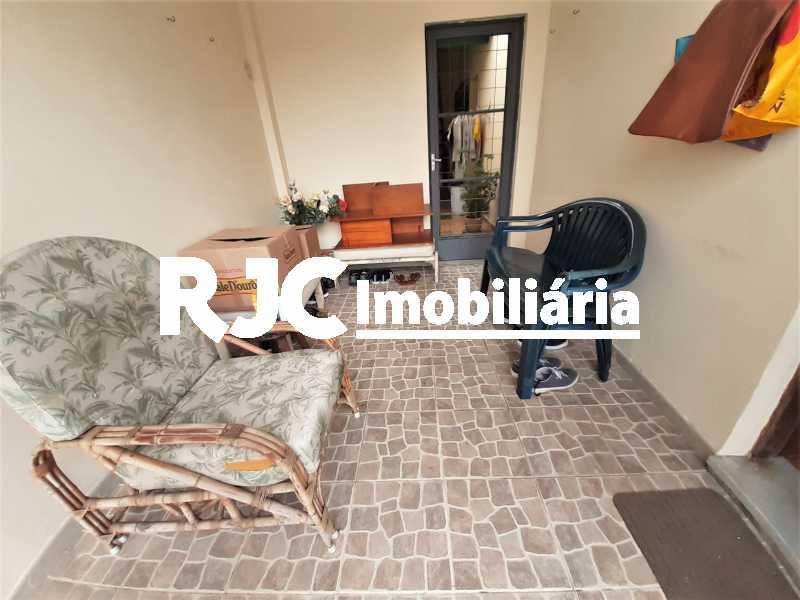 FOTO 15 - Casa de Vila 2 quartos à venda Vila Isabel, Rio de Janeiro - R$ 650.000 - MBCV20101 - 16