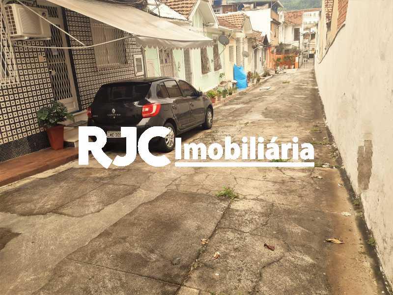 FOTO 19 - Casa de Vila 2 quartos à venda Vila Isabel, Rio de Janeiro - R$ 650.000 - MBCV20101 - 20