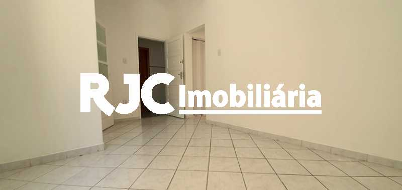 1 - Apartamento 1 quarto à venda Vila Isabel, Rio de Janeiro - R$ 257.000 - MBAP10942 - 1