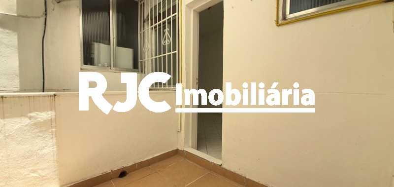 11 - Apartamento 1 quarto à venda Vila Isabel, Rio de Janeiro - R$ 257.000 - MBAP10942 - 13