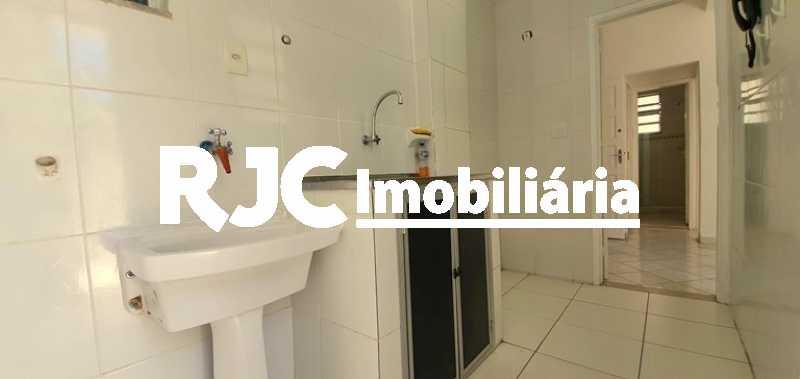 13 - Apartamento 1 quarto à venda Vila Isabel, Rio de Janeiro - R$ 257.000 - MBAP10942 - 15