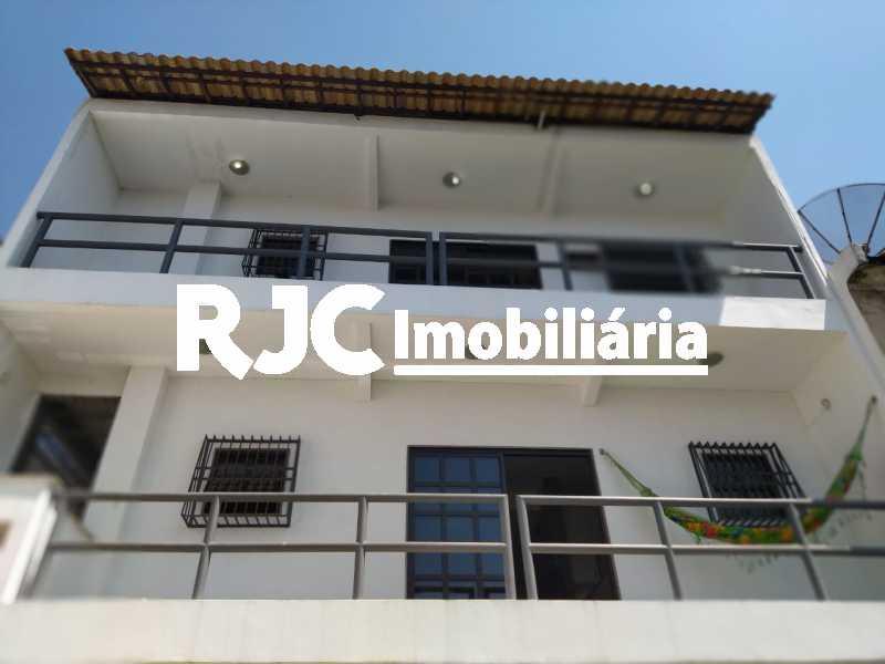 1. - Casa 3 quartos à venda São Cristóvão, Rio de Janeiro - R$ 990.000 - MBCA30224 - 1
