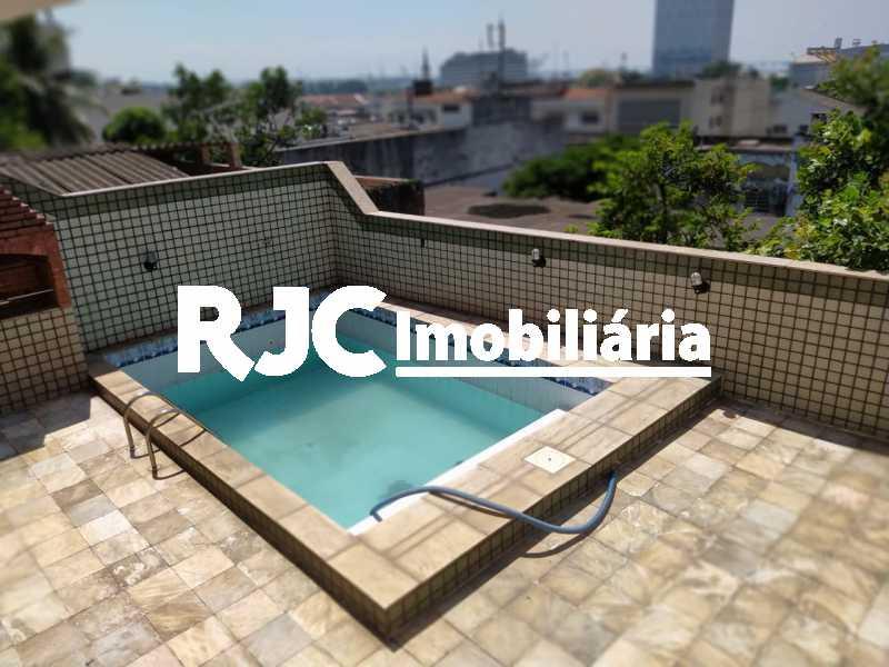 2. - Casa 3 quartos à venda São Cristóvão, Rio de Janeiro - R$ 990.000 - MBCA30224 - 3