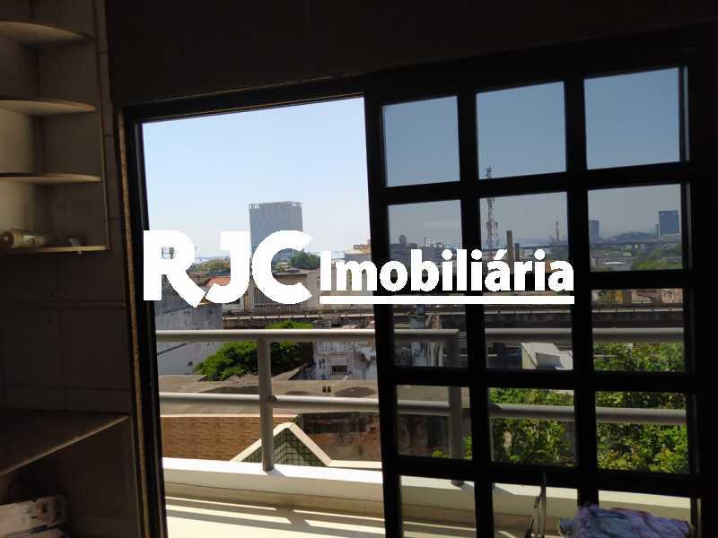 6. - Casa 3 quartos à venda São Cristóvão, Rio de Janeiro - R$ 990.000 - MBCA30224 - 6