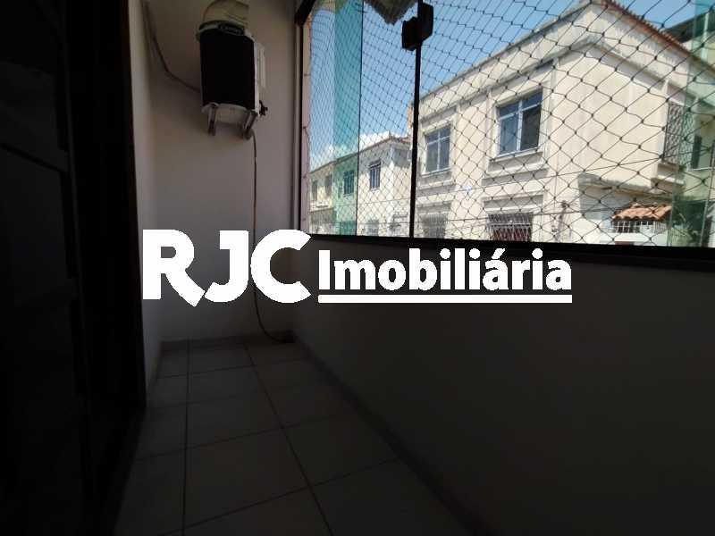 12. - Casa 3 quartos à venda São Cristóvão, Rio de Janeiro - R$ 990.000 - MBCA30224 - 14