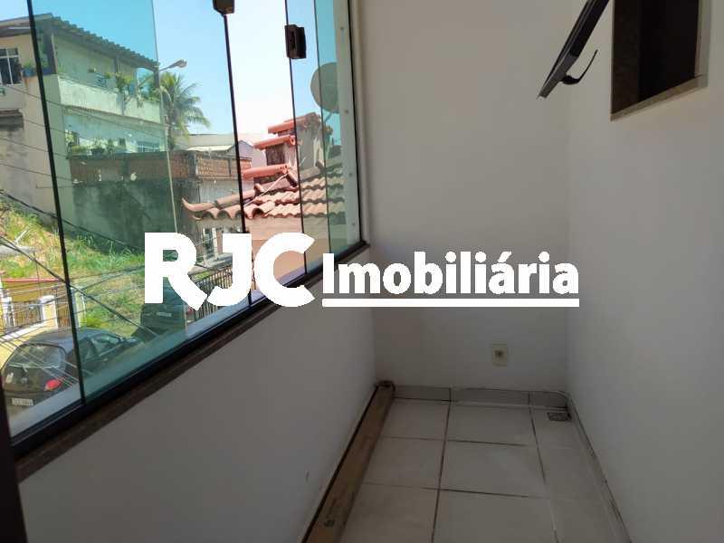 16. - Casa 3 quartos à venda São Cristóvão, Rio de Janeiro - R$ 990.000 - MBCA30224 - 19