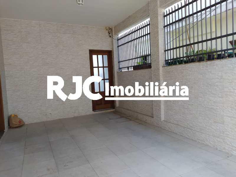 21. - Casa 3 quartos à venda São Cristóvão, Rio de Janeiro - R$ 990.000 - MBCA30224 - 23