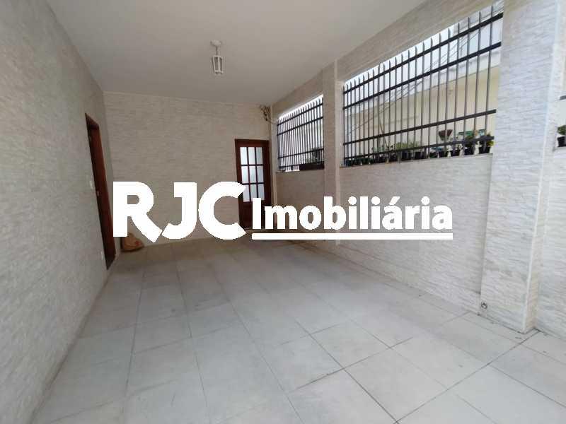 24. - Casa 3 quartos à venda São Cristóvão, Rio de Janeiro - R$ 990.000 - MBCA30224 - 26