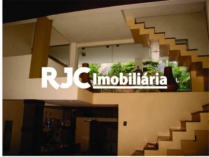 02 - Casa em Condomínio 4 quartos à venda Vila Isabel, Rio de Janeiro - R$ 1.600.000 - MBCN40016 - 3
